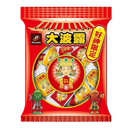 77大波露代可可脂巧克力294G【愛買】