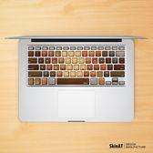 電腦鍵盤膜MacBook蘋果筆電鍵盤保護貼紙【極簡生活館】
