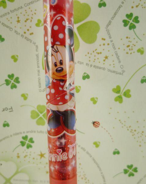 【震撼精品百貨】Micky Mouse_米奇/米妮 ~自動筆-圓球