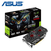 【ASUS 華碩】STRIX-GTX1060-DC2O6G-GAMING 顯示卡