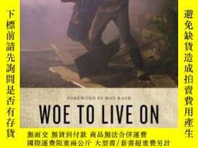 二手書博民逛書店Woe罕見to Live On (Ride with the Devil) Woodrell DanielY