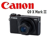 名揚數位 Canon PowerShot G9X Mark II 機身纖薄輕巧 G9X II 佳能公司貨 一年保固