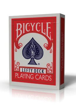 【USPCC撲克館】撲克牌BICYCLE lefty deck限量版
