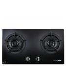 (無安裝)櫻花雙口檯面爐黑色(與G-2721GB同款)瓦斯爐天然氣G-2721GBN-X