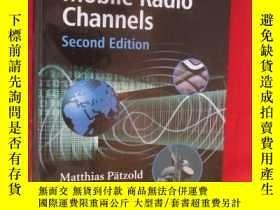 全新書博民逛書店MobileRadio Channels (硬精裝) (詳見圖)