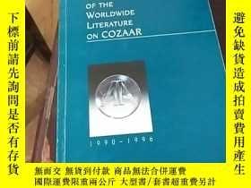 二手書博民逛書店A罕見COMPENDIUM OF FHE WORLDWIDE L