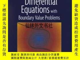 二手書博民逛書店【罕見】Elementary Differential Equations With Boundary Value