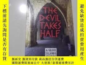 二手書博民逛書店THE罕見DEVIL TAKES HALFY207801 LET