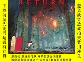 二手書博民逛書店罕見Return-返回Y436638 Aaron Becker Candlewick, 2016 ISBN:9