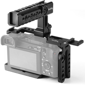 SmallRig 2081C Cage 鋁合金外框 for Sony A6500 兔籠 冷靴 錄影用支架 公司貨