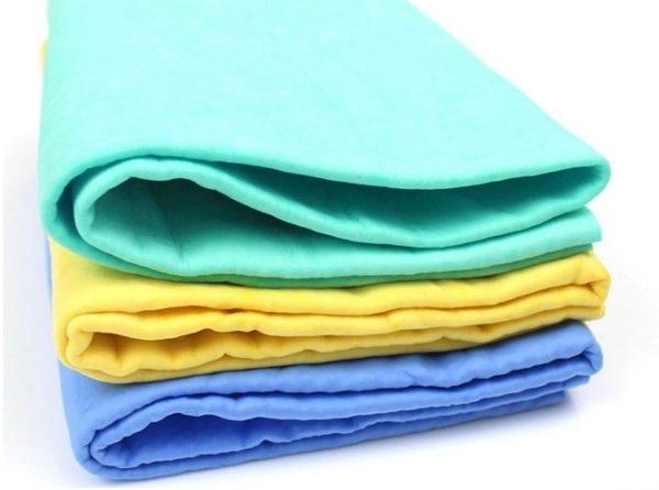 [協貿國際]  桶裝多用仿鹿皮大號百潔巾寵物毛巾 (3個價)
