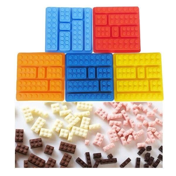 【發現。好貨】食用級矽膠方型樂高積木型冰格製冰盒冰格果凍模LEGO模型