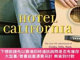 二手書博民逛書店Hotel罕見CaliforniaY256260 Barney Hoskyns Wiley 出版2006