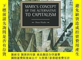 二手書博民逛書店Marx s罕見Concept Of The Alternative To CapitalismY364682