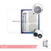 Huawei華為 原廠 進階鏡頭攝影禮盒組 (含藍牙自拍桿/傳輸線/手機鏡頭套裝)【全新盒裝】