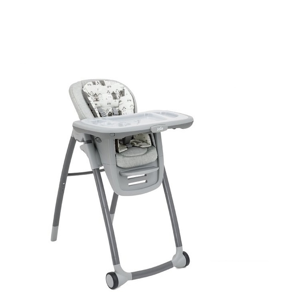 Joie Multiply 6in1 成長型多用途餐椅(JBE81800A灰) 3893元