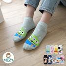 【正韓直送】韓國襪子 點點Q版迪士尼短襪...