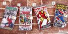 MARVEL 美式漫畫 iPhone 6s/6 側翻式 手機皮套 (留言任選) 19-863206