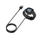 [2玉山網] 副廠 USB 充電器 5V 1A 充電線 適用 Fitbit Versa 3 / Fitbit Sense 智慧型手錶 通用 充電器 1米