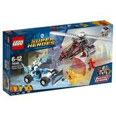 【LEGO 樂高積木】SUPER HEROES 超級英雄系列 - Speed Force Freeze Pursuit LT-76098