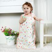 嬰兒睡袋夏季兒童防踢被 透氣竹纖維紗布睡袋可把尿新生兒薄款春gogo購