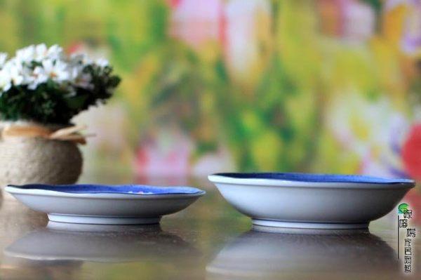 陶瓷青花瓷盤日式盤子