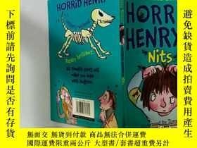 二手書博民逛書店Horrid罕見Henry s Nits:可怕的亨利的屁話..Y200392