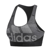 adidas 運動內衣 Dont Rest Alphaskin Bra 灰 白 女款 中強度運動 【PUMP306】 DX7571