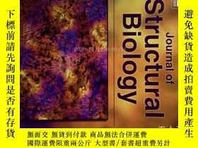 二手書博民逛書店Journal罕見of Structural Biology 10 2017 結構生物學雜誌生物材料Y1461