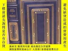 二手書博民逛書店【包罕見】Roger s Version,《羅傑的版本》,Joh