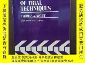 二手書博民逛書店Fundamentals罕見Of Trial TechniquesY12800 Thomas A Mauet