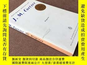 二手書博民逛書店Disgrace罕見  恥 (英語 布克獎)Y278316 J.