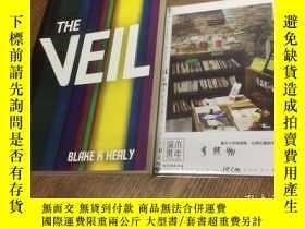 二手書博民逛書店英文原版罕見the Veil 【存於溪木素年書店】Y181828