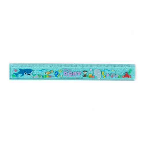 《sun-star》海底總動員2:多莉去哪兒 15cm塑膠直尺(Q版卡通)★funbox生活用品★_UA49647