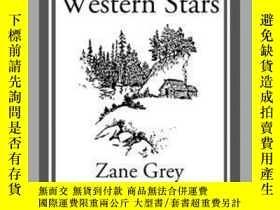 二手書博民逛書店The罕見Light of Western StarsY410016 Zane Grey Start Clas