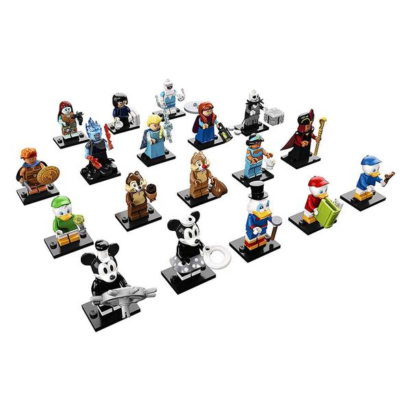 LEGO樂高 迪士尼系列人偶抽抽包 2_LG71024x10
