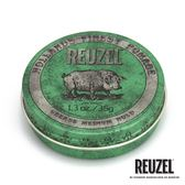 REUZEL Green Pomade Grease 綠豬中強髮油 35g (原廠公司貨)【Emily 艾美麗】