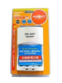 PRO-WATT 3號4號電池PW1236-0 智慧型充電器 (兩迴路)可用100-240V 自動斷電