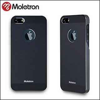 Moletron ★ NUANCE for iPhone 5/5S 手機殼 超薄時尚保護背蓋系列-黑色