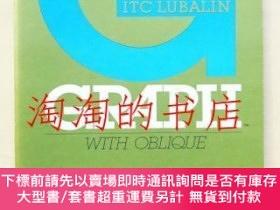 二手書博民逛書店ITC罕見Lubalin Graph with Oblique <ITC 書體見本帳>Y473414 書體デザ