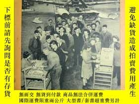 二手書博民逛書店BRITAIN罕見ADVANCES WELFARE AT WOR
