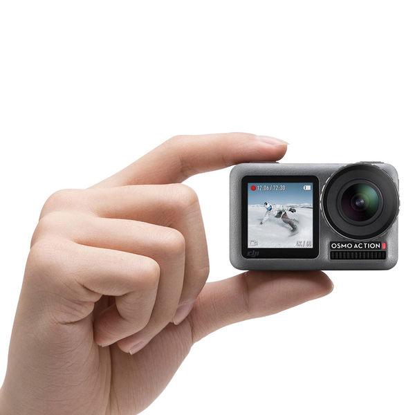 ◎相機專家◎ 預購送鋼化貼套組 DJI OSMO Action 運動相機 + 充電管家套裝 優惠套組 原廠電池 公司貨