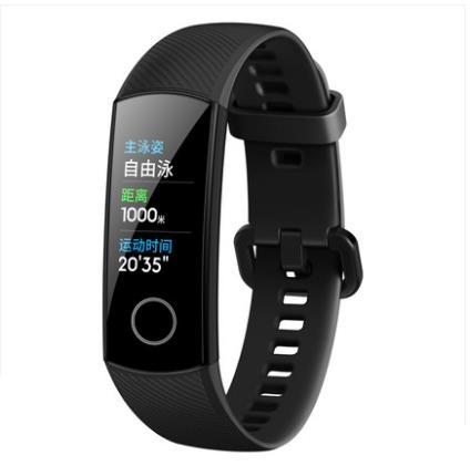 智慧手環旗下HONOR/榮耀手環5 新品NFC血氧監測4代升級智慧運動 雙12