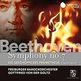 【停看聽音響唱片】【CD】貝多芬:第七號交響曲/普羅米修斯 戈爾茲 指揮 佛萊堡巴洛克管弦樂團