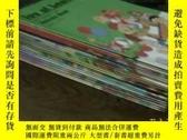 二手書博民逛書店佳音兒童英語作業本罕見21冊和售 缺1,2,3A【大16開Y15