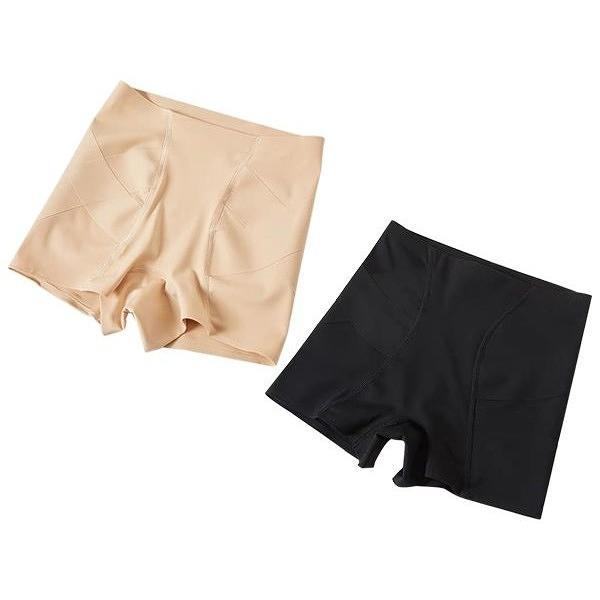 無痕收腹提臀內褲/安全褲(1件入) 款式可選【小三美日】