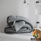 水洗棉被子被芯單人雙人冬被棉被冬季加厚保暖被褥【創世紀生活館】