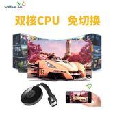 傳輸器 無線HDMI同屏器 高清推送寶 手機電視超清投影傳輸器電視盒子 全館免運