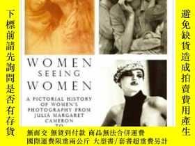 二手書博民逛書店Women罕見Seeing WomenY255562 Elizabeth Bronfen Haus Publi