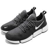 【五折特賣】Nike 慢跑鞋 Pocket Fly DM 黑 白 輕量 基本款 運動鞋 黑白 男鞋【PUMP306】 AJ9520-004